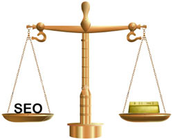 How to calculate the value and worth of SEO